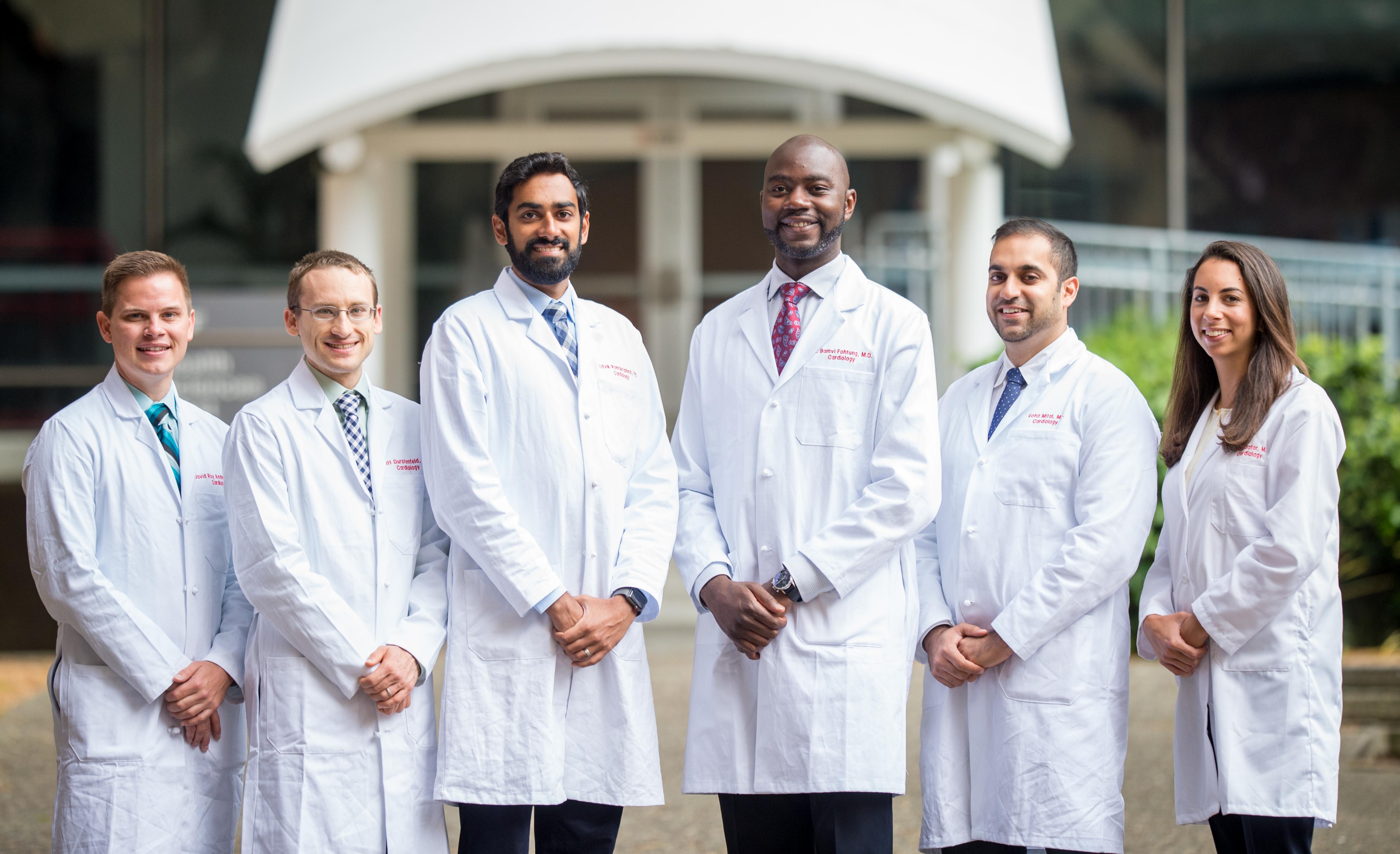Education & Training | UCSF Cardiology