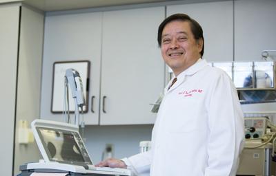 Faculty Spotlight: Gordon Fung, MD   UCSF Cardiology